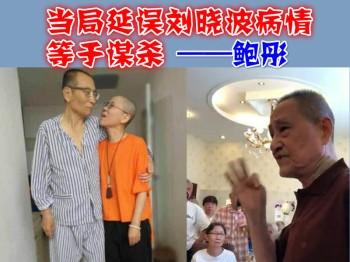 鲍彤: 当局延误刘晓波病情等于谋杀|自由亚洲